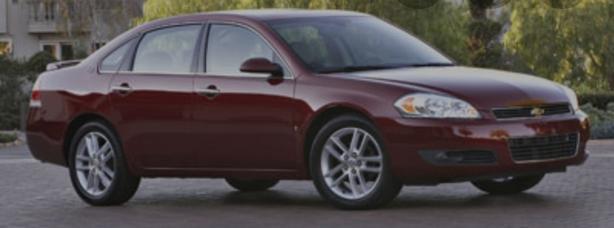 WANTED: 2006-2011 Chevrolet Impala LTZ