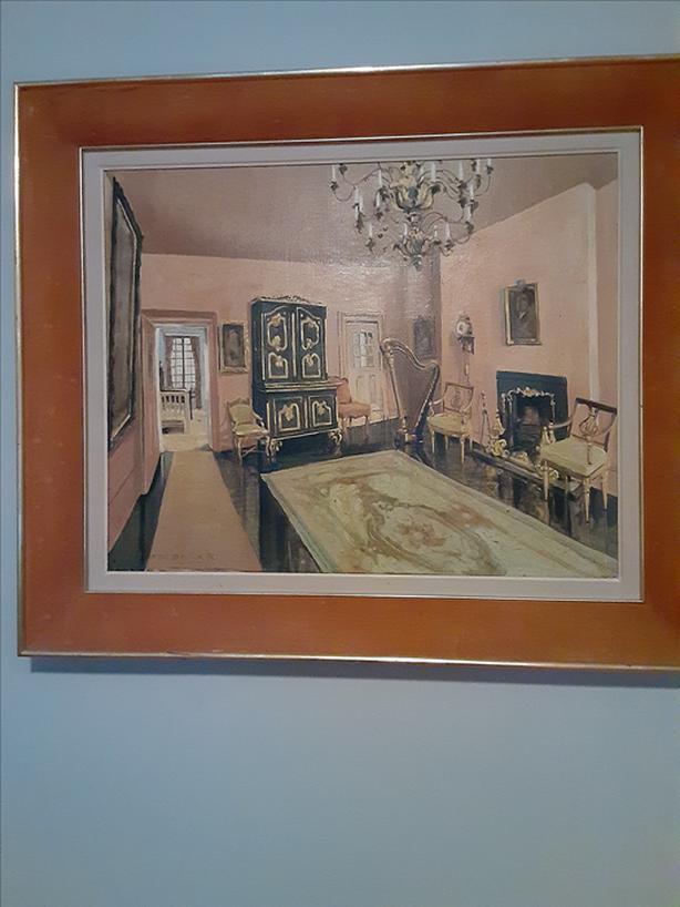 """Un Salon Particulier"" ( A Particular Parlor Room)"