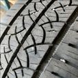 Good Condition 1 Tire Continental TrueContact Tour 215/45/17 87V