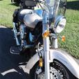 2002 Yamaha Motorcycle