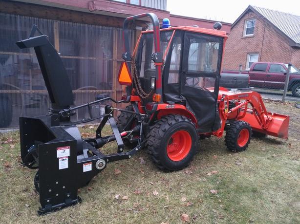 Kubota 2920 29hp Tractor