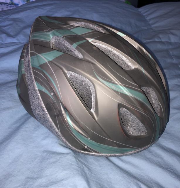 Bike Helmet, $5
