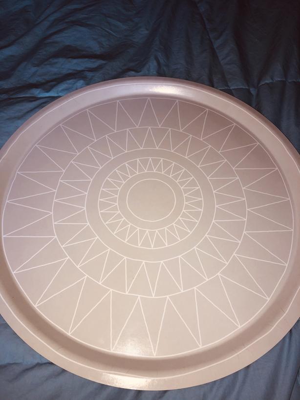 Decorative Tray, $3