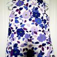 Lovely Lands End Child's Down Vest size Small (7-8)