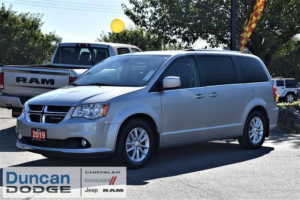 Used 2019 Dodge Grand Caravan SXT Minivan/Van