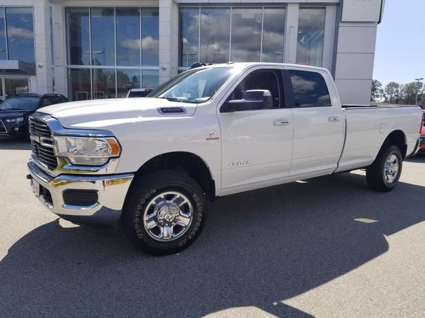 2019 Ram 2500 Big Horn Diesel-Long Box Crew Cab 4WD