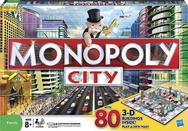 New Monopoly City Editionû³