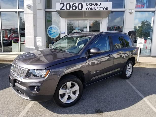 2016 Jeep Compass North Edition Heated Seats-Back Up Camera FWD