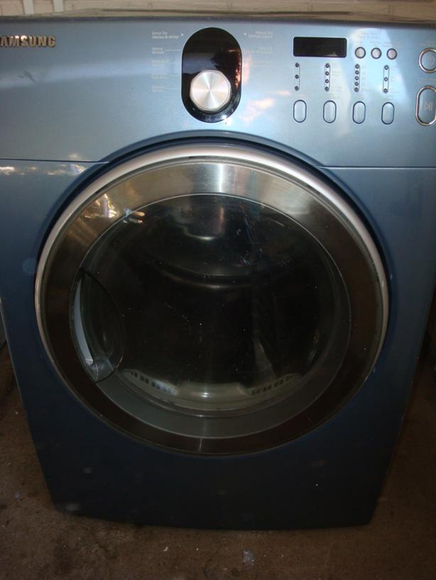 Samsung Energy star dryer, stainless steel inner drum,
