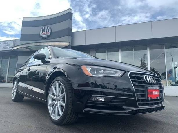 Used 2016 Audi A3 2.0T Progressiv (S tronic) QUATTRO NAVI SUNROOF 61 Sedan