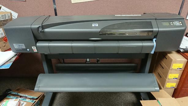 HP DesignJet 800PS Colour Plotter