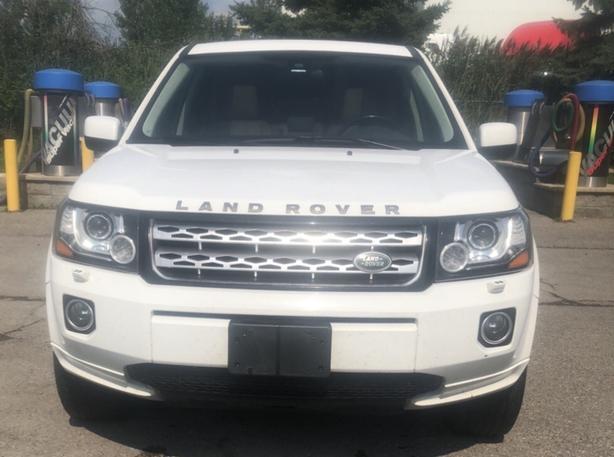 2013 Land Rover LR2 AWD
