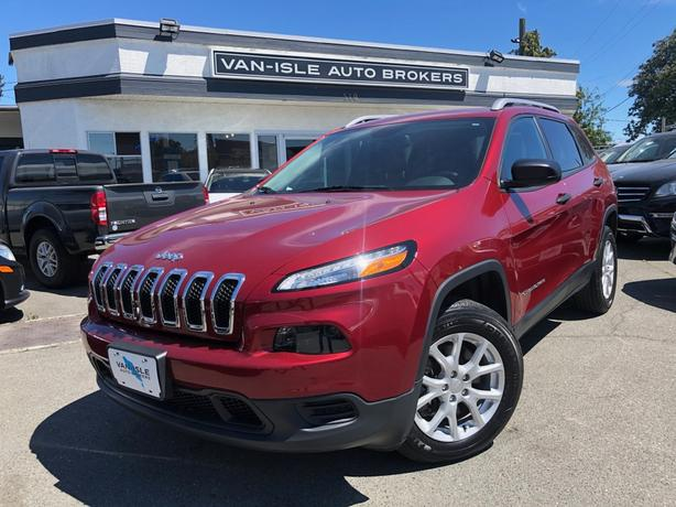 2017 Jeep Cherokee 4WD 4dr