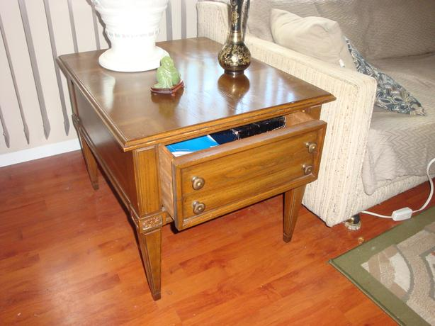 Large Coffee and End Tables
