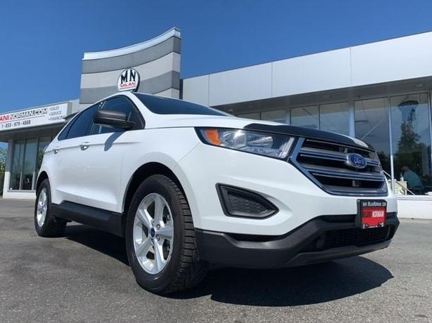 Used 2016 Ford Edge SE ECOBOOST REAR CAMERA 53KM SUV