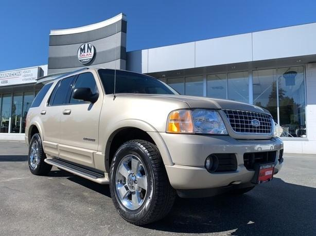 Used 2005 Ford Explorer Limited 4WD 4.6L V8 LEATHER SUNROOF 184KM SUV
