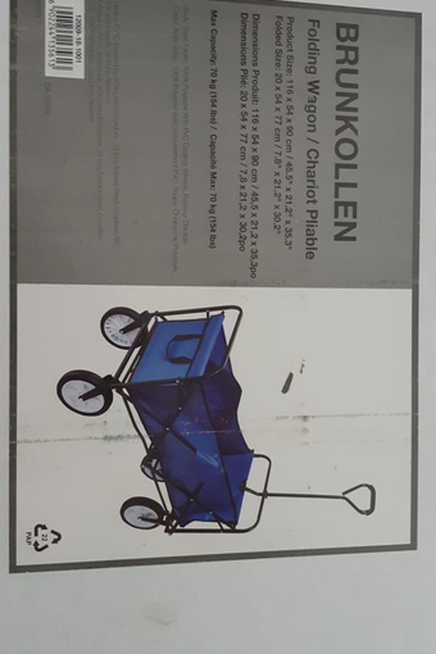 wagon folding
