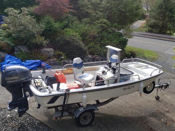 15 ft. boat