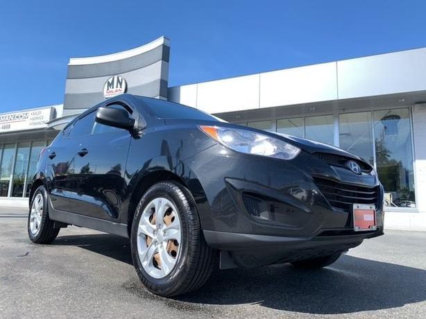 Used 2012 Hyundai Tucson GLS AUTO POWER GROUP A/C HEATED SEATS 179KM SUV