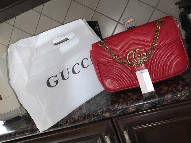 Gucci Marmont Matelassé Medium