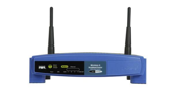 Linksys Wireless RouterÙ