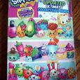 Shopkins The Ultimate Collector's Guide Book - $7