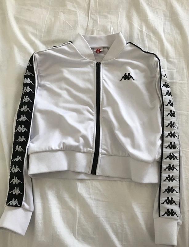 Kappa cropped sweater