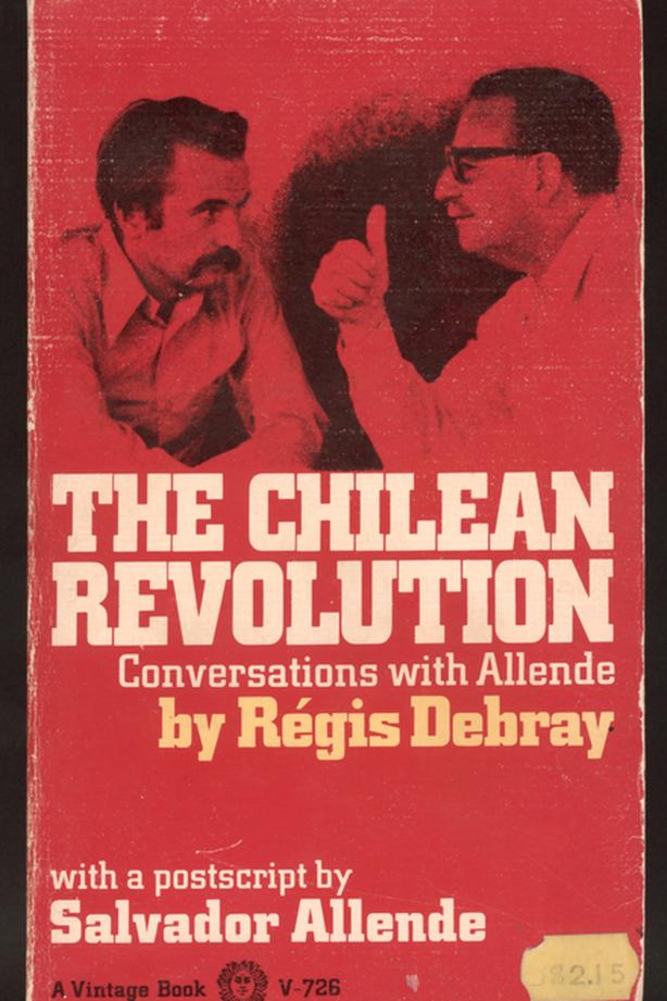 The Chilean Revolution: Conversations With Allende
