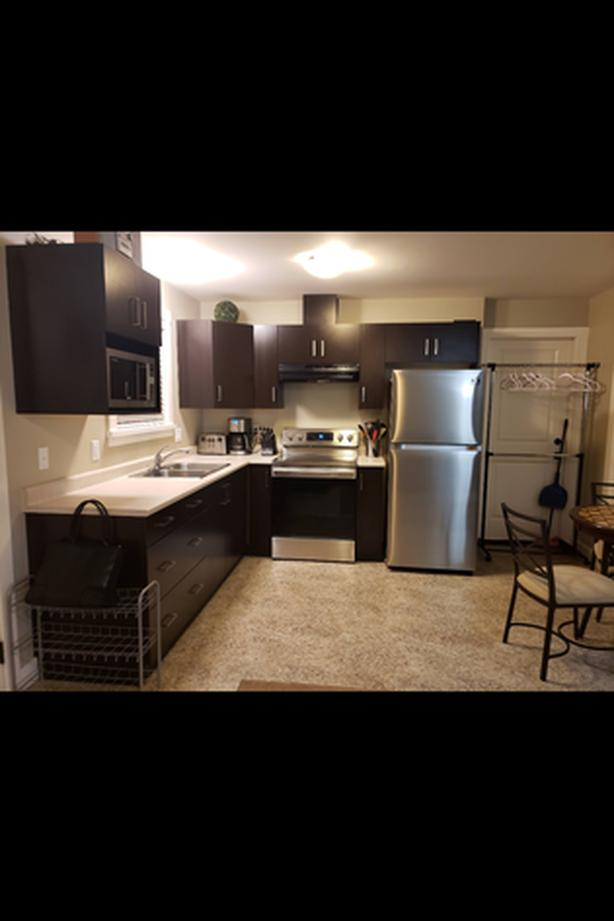 Westhills Fully furnished 1BR Suite Oct 1st includes everything