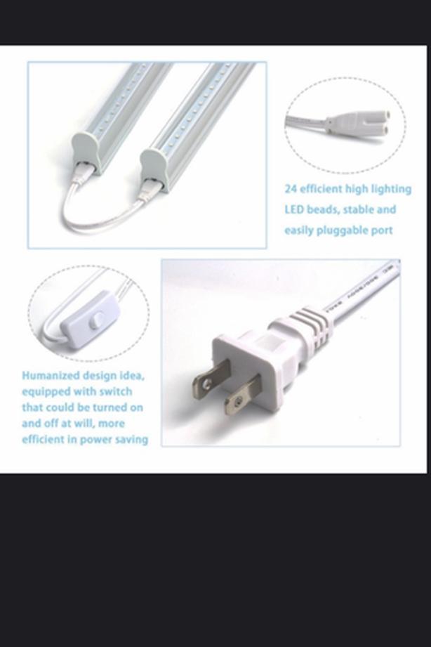 LED Grow Light Bars