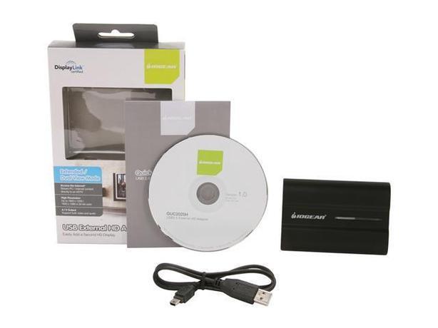 IOgear USB to HDMI external video card