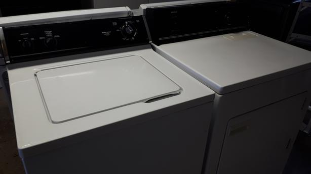 Heavy duty extra larger capacity Washer and Dryer