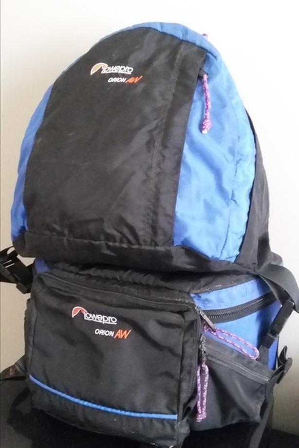 Lowepro Orion AW Convertible Beltpack or Backpack