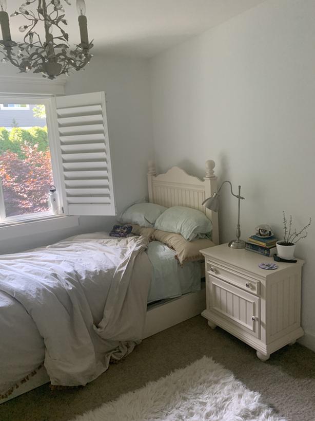 Cream Bed Set