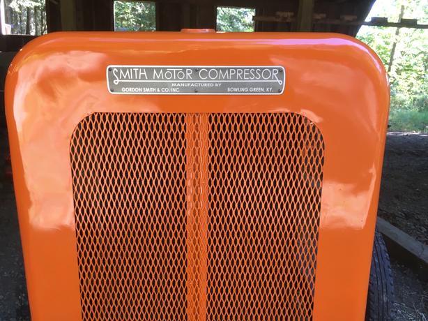 Gordon Smith Compressor - Antique