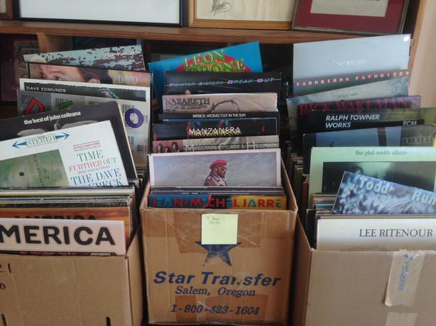 FOR SALE - LP RECORDS - MIXED GENRES - EXCELLENT CONDITION
