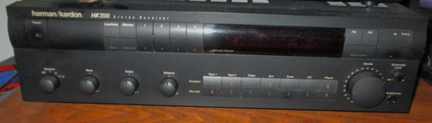 Harman Kardon HK3500 Stereo Receiver