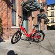 Fox 20 Folding Step Through Electric Bike