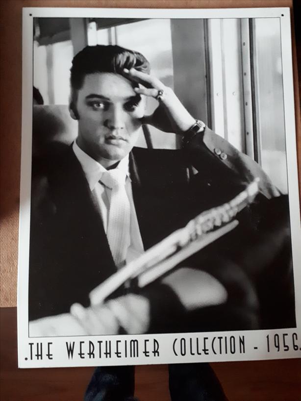 Elvis - The Wertheimer Collection