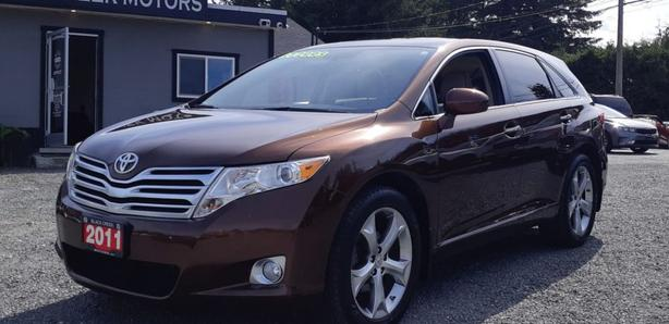 2011 Toyota Venza Black Creek Motors