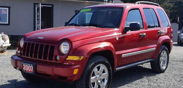 2007 Jeep Liberty Sport Black Creek Motors