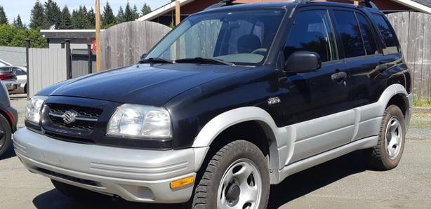 1999 Suzuki Grand Vitara JX Black Creek Motors