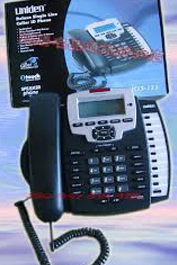 New Uniden UCIS-125 Senior Business Home Corded Telephone - $85