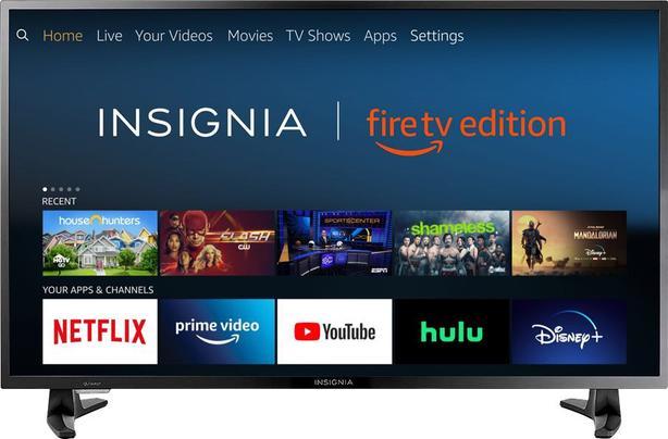 Insignia 39 in LED 1080 p smart LED TV