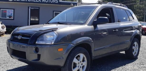 2008 Hyundai Tucson GLS Black Creek Motors