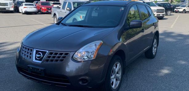 2008 Nissan Rogue S Black Creek Motors