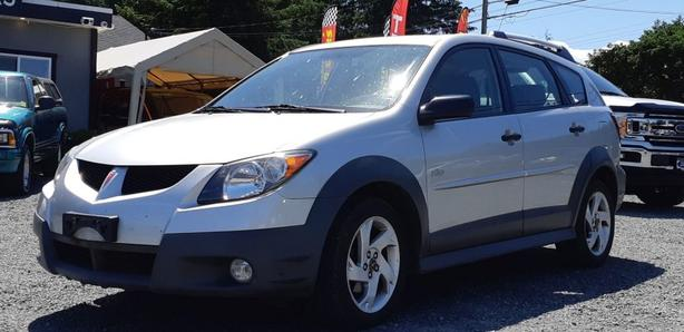 2004 Pontiac Vibe Black Creek Motors