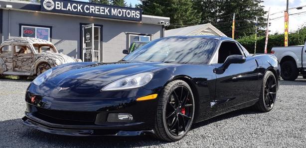 2007 Chevrolet Corvette Black Creek Motors