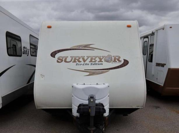 2011 Forest River SURVEYOR SV291