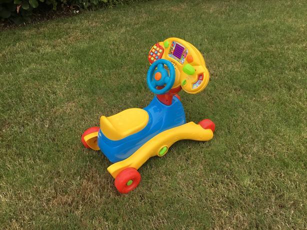 VTech 3 in 1 Smart Wheels Ride On Toy